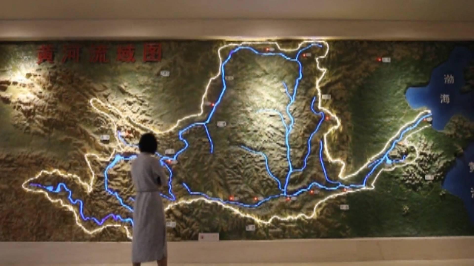 黄河滩区林家村第一书记:用一生感知河的脉动