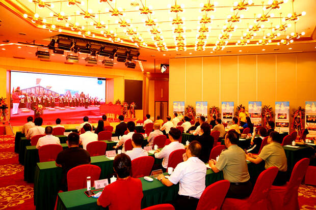 中国民族文化艺术基金会妈祖专项基金成立