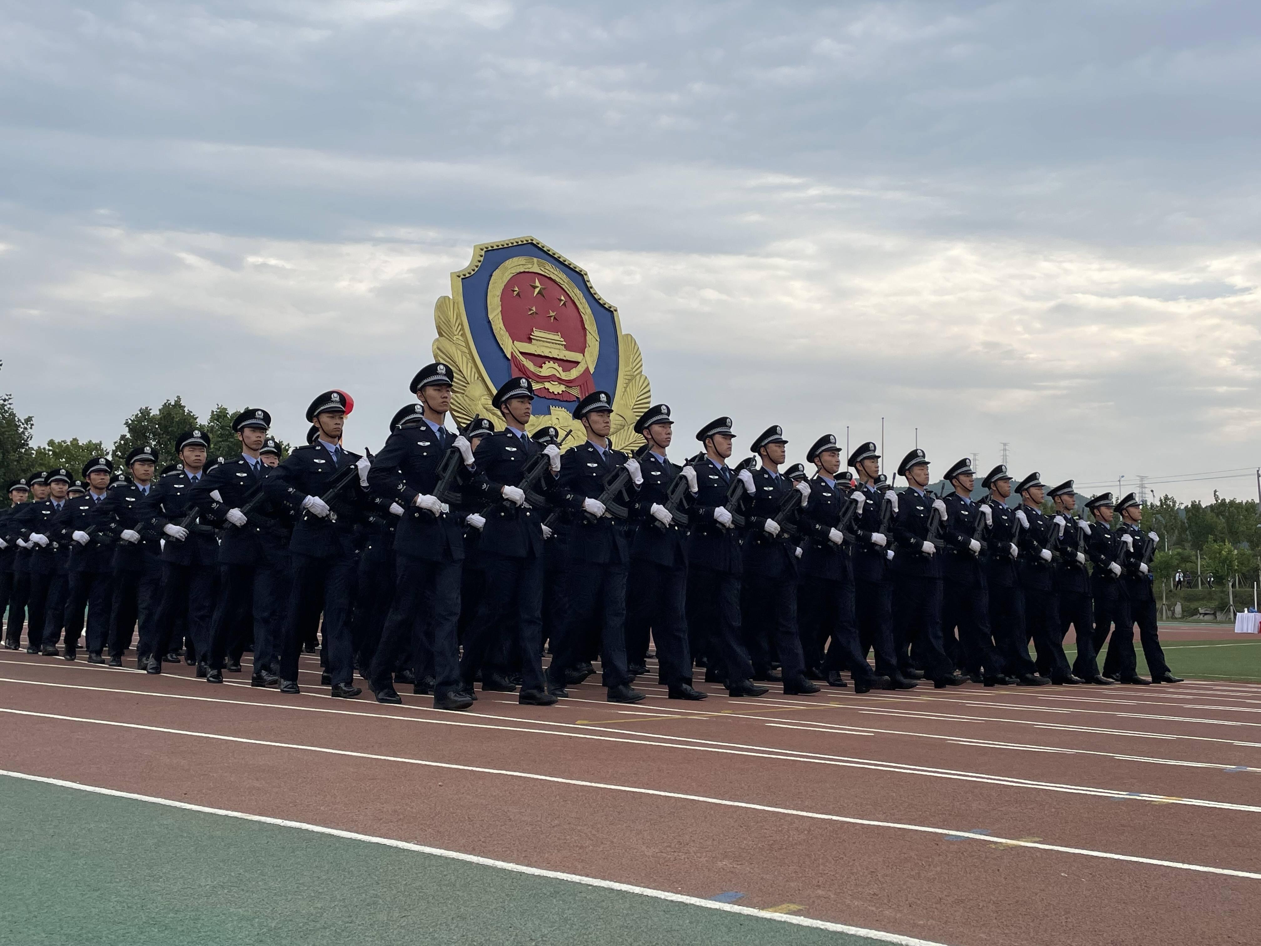 记者多次畏战!快来看山东省公安系统第二届警体运动会有多飒