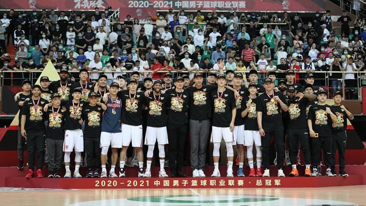 11冠王!广东连续两年击败辽宁完成三连冠壮举