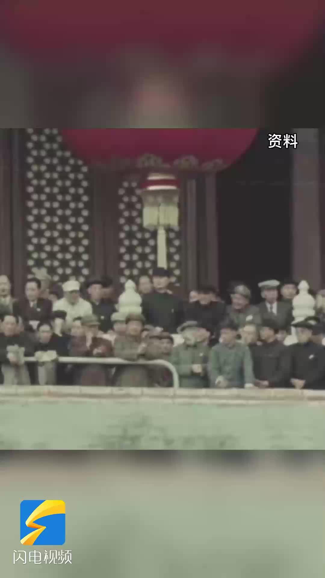 影像背后的故事我来说丨这里存放着山东省人民政府成立时升起的第一面国旗