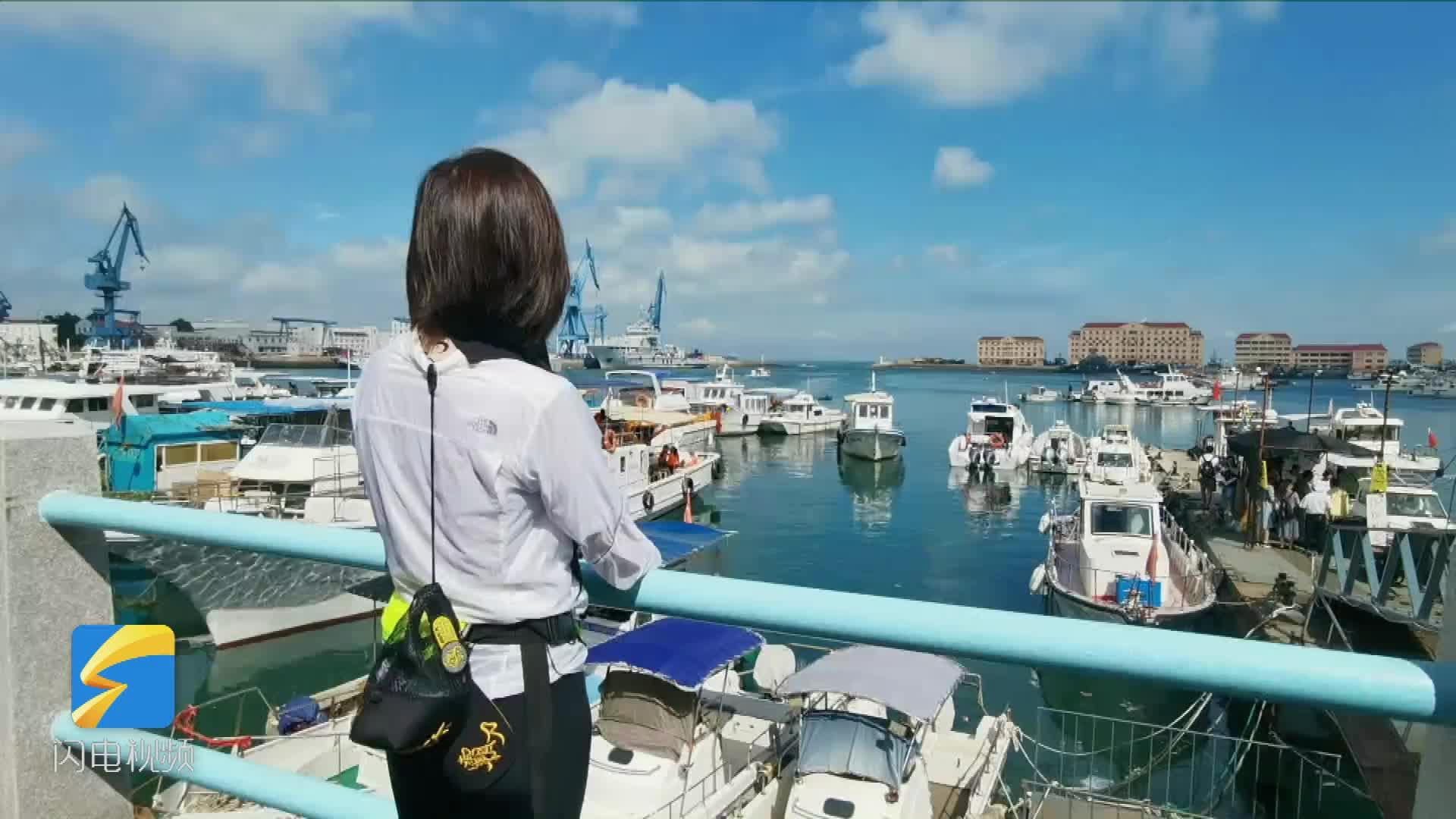 相约去钓鱼 感受不一样的海上风光