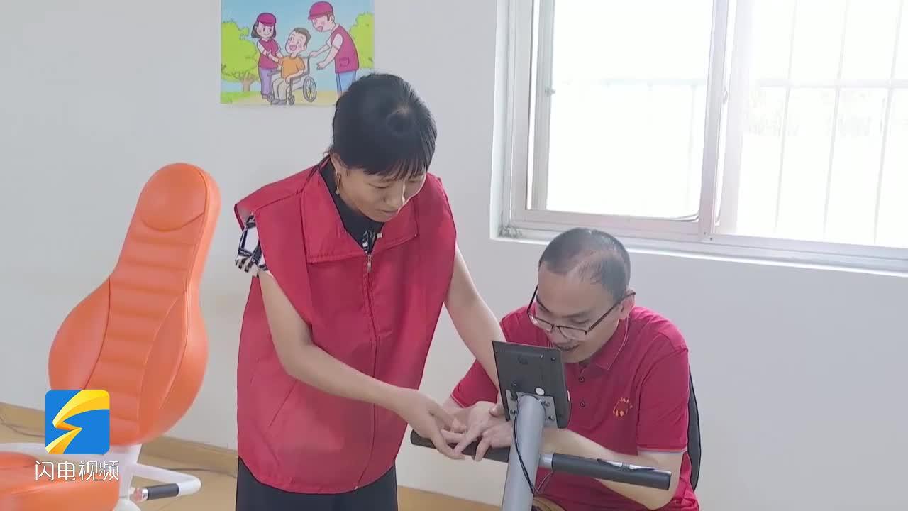"""濱州沾化區開展""""加強殘疾預防、促進全民健康""""主題活動"""