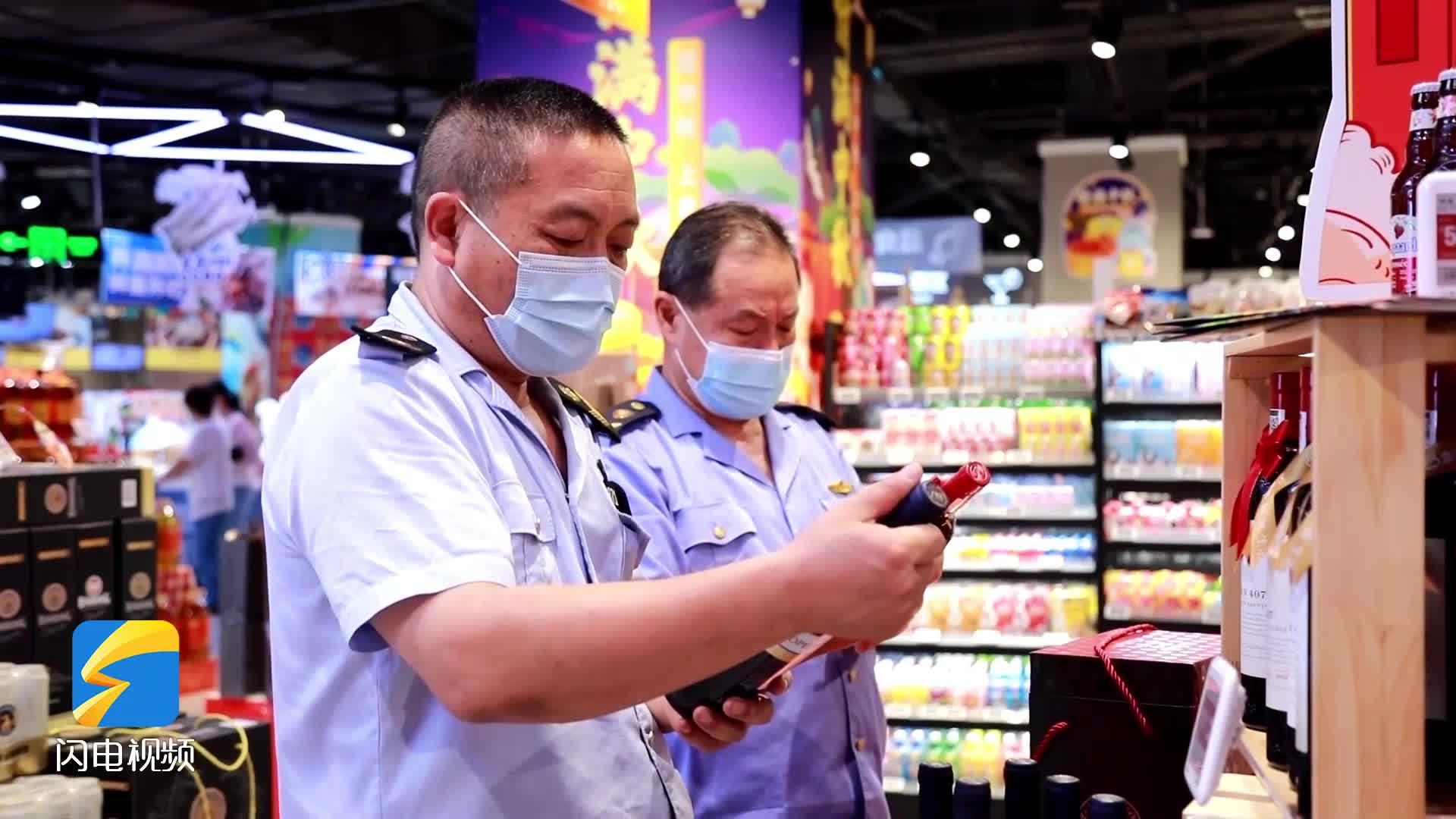 种类丰富促销多 青岛中秋节日市场货足价稳