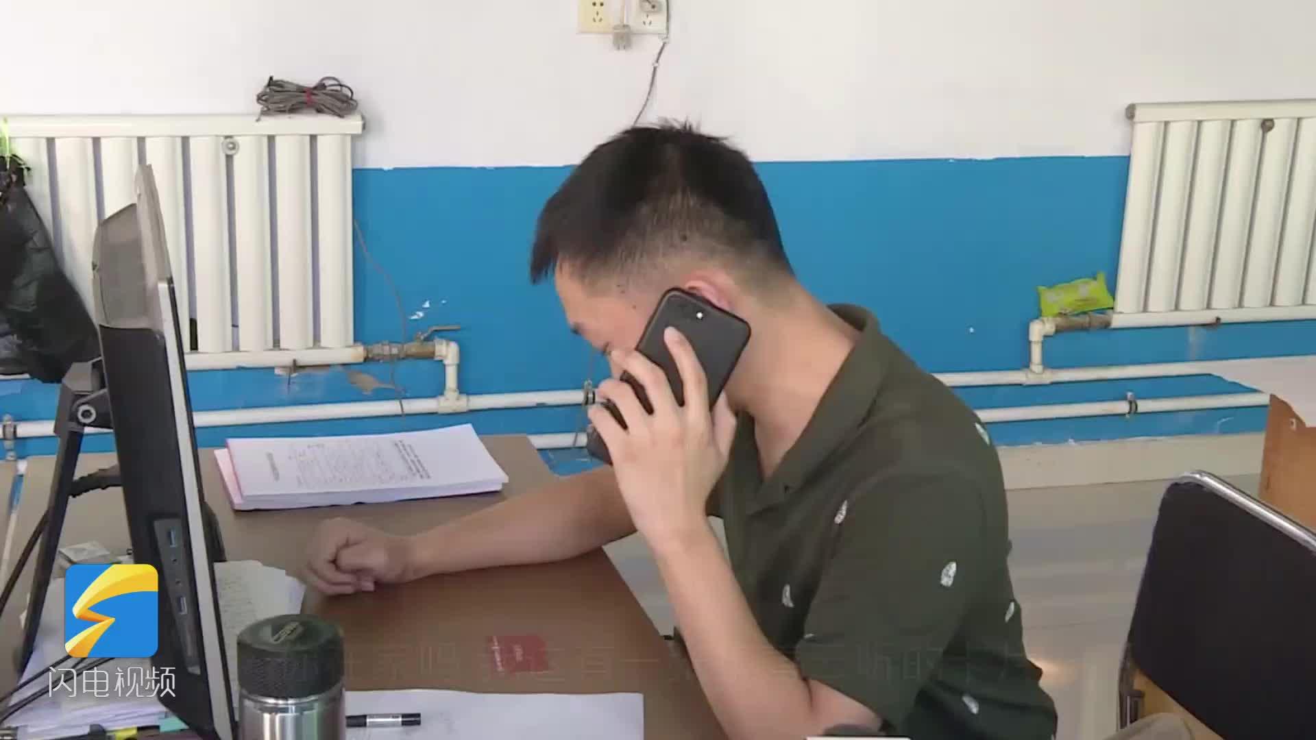 """潍坊:街办来了位热心的""""小韩"""" 6年来定向服务残疾人3600余人次"""