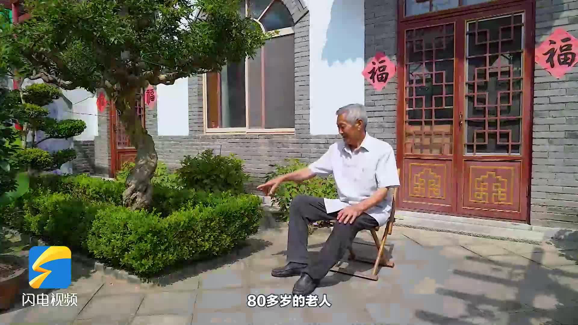 潍坊寒亭:美丽庭院创建让生活更美好