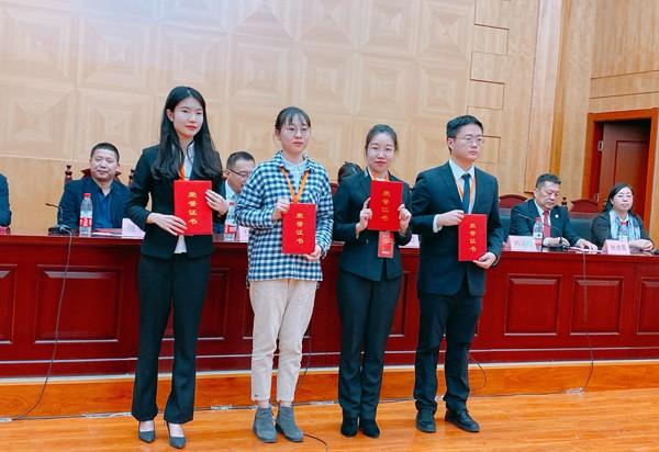 潍坊学院获省高等学校大学生模拟法庭大赛二等奖