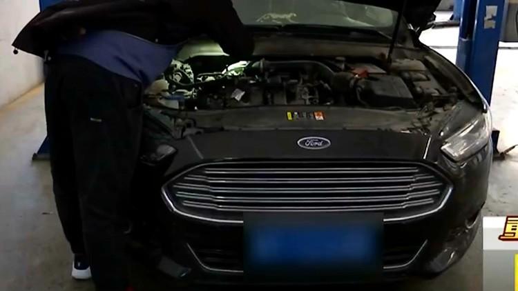潍坊:长安福特气囊召回 4S店要修发动机?