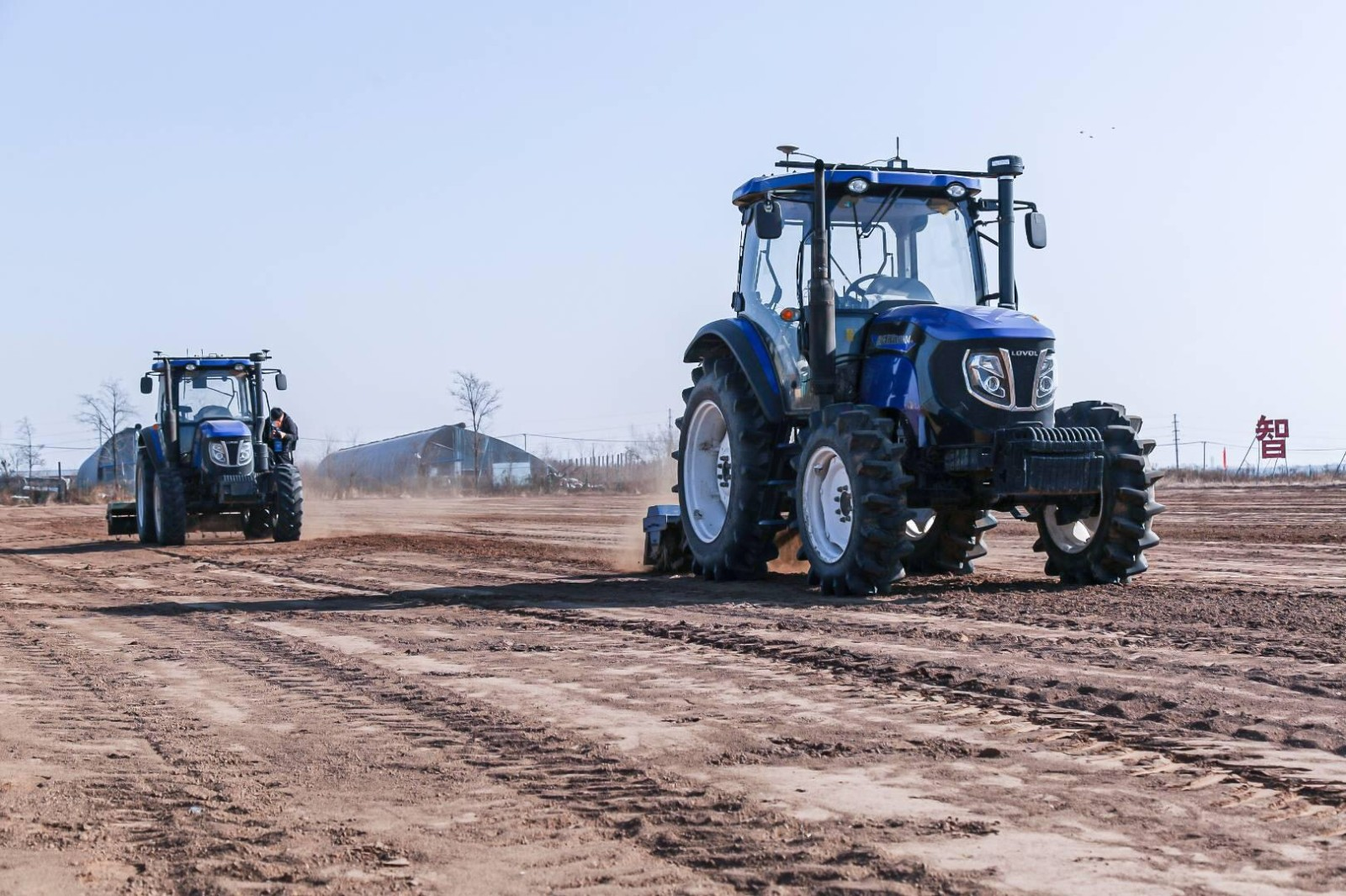 这就是山东|雷沃推动农机化转型升级 助力乡村振兴