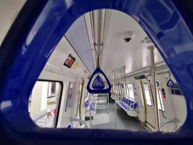 预计12月底运营!济南地铁3号线设备验收已顺利完成