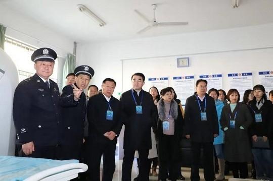 """山东省司法厅举行""""宪法宣传周""""开放日活动"""