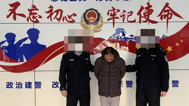 20秒丨大快人心!滨州一男子凌晨街头脱裤子追赶女孩 已被刑拘