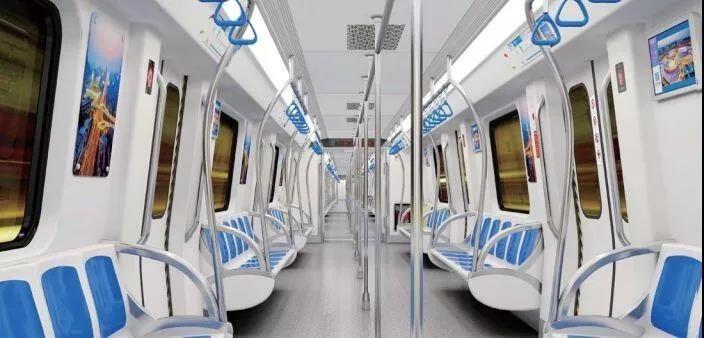 济南地铁3号线列车亮相!信号系统已通过第三方安全评估