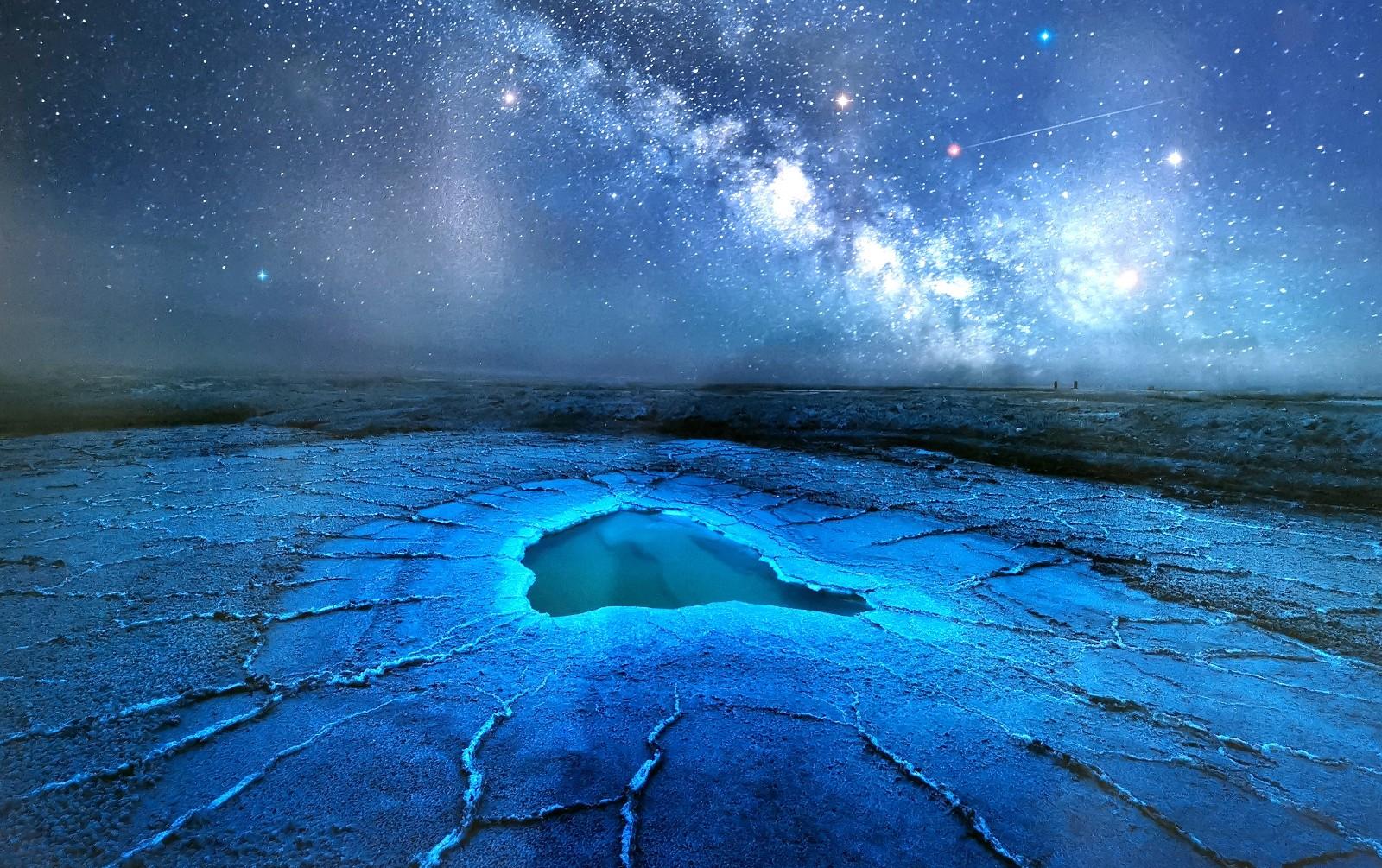 高清大图:从三江之源到黄河入海 请欣赏这场绵延万里的光影盛宴