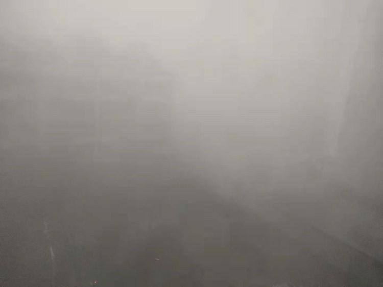海丽气象吧|潍坊发布大雾红色预警 部分地区能见度小于50米