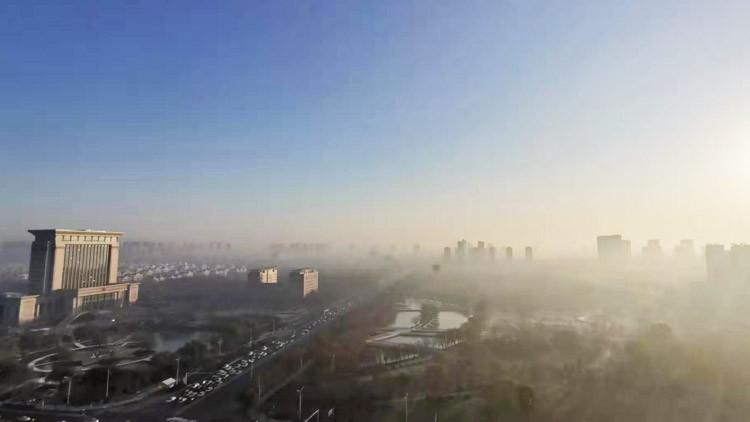 海丽气象吧丨滨州市解除大雾橙色预警信号 今天最高温度3℃