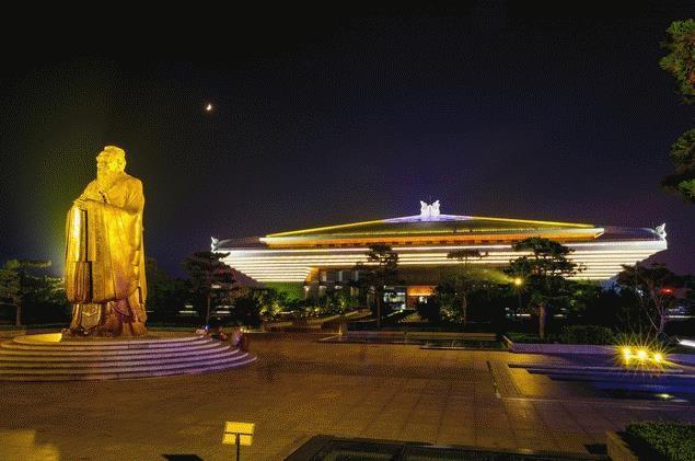 感受夜场独特之美!12月13日起孔子博物馆每周五周六开放夜场