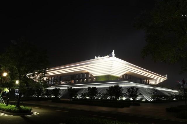 孔子博物馆开夜场啦!明日起至2020年2月9日每周五、周六开放