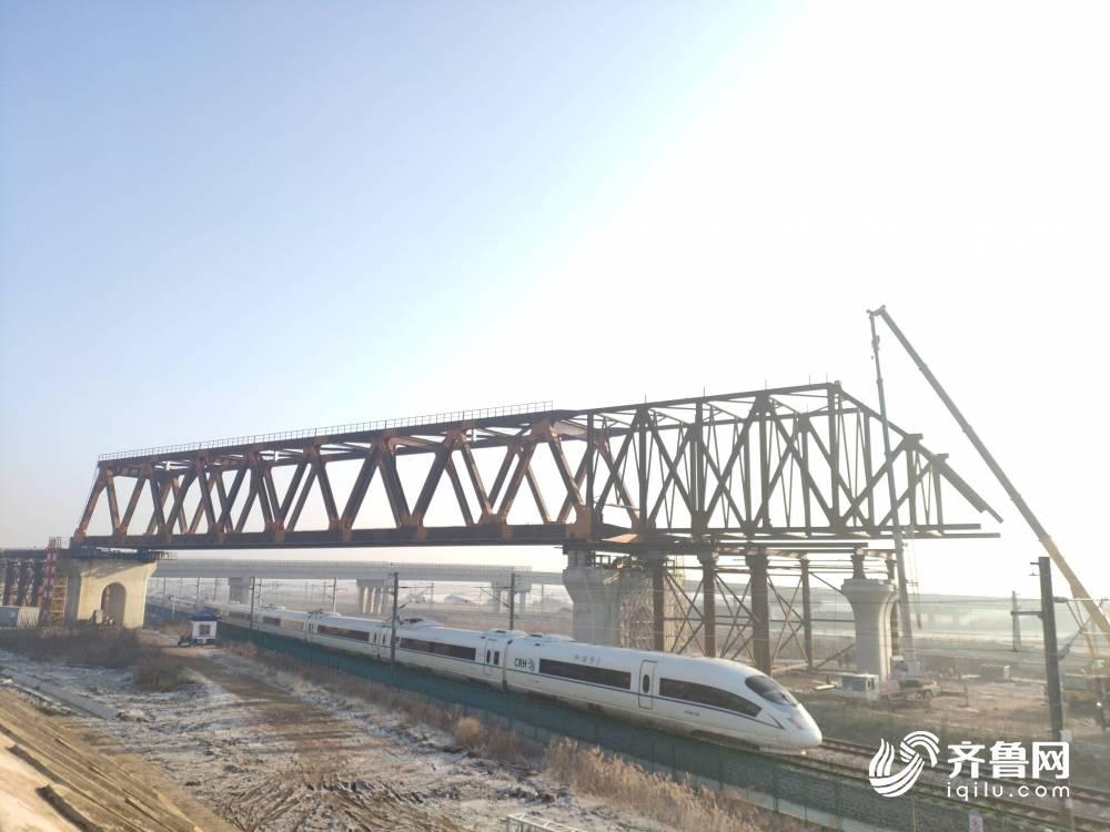 濰萊高鐵新進展!萊西段完成又一節點目標