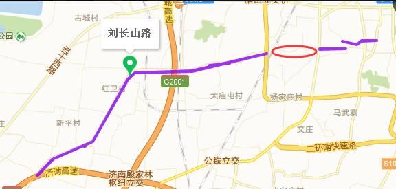好消息!刘长山路白马山隧道明日通行 济南第二条东西大动脉将正式形成