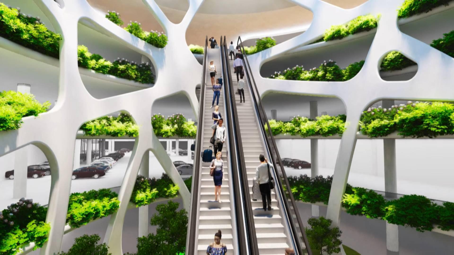 坐飞机更方便了!济南机场将建成国际航空枢纽 2030年旅客吞吐量达5000万人次