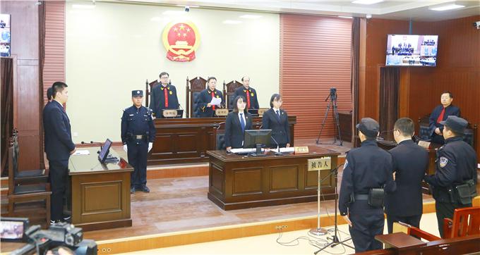 东营市投资促进局原党组书记、局长霰景亮受贿、贪污、滥用职权案一审宣判