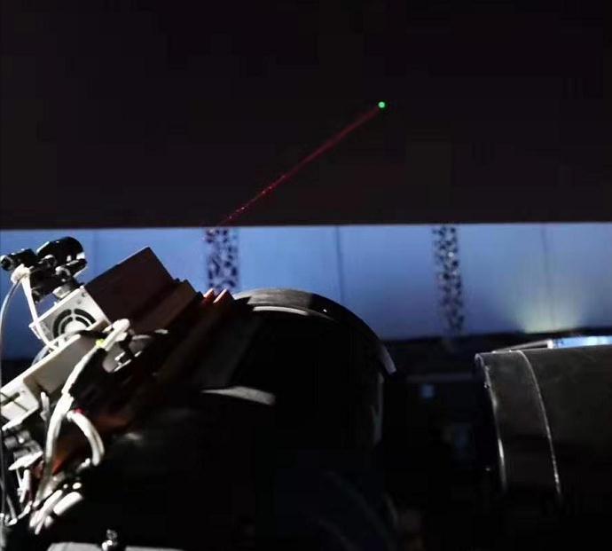 """重量仅80公斤 我国首个可移动量子卫星地面站与""""墨子号""""首次对接"""