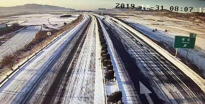 实时高速路况|威海辖区内降雪已停  所有高速公路正常通行