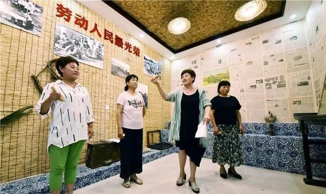 """曲阜南雪村:""""实践基金""""助力文明实践活动开出四季花"""
