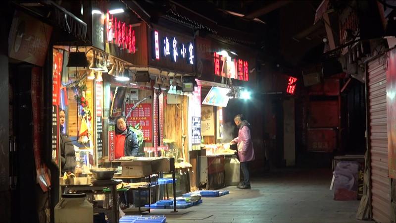 劈柴院人气冷清只因正值冬季? 青岛市副市长:做好供给和消费两方面文章