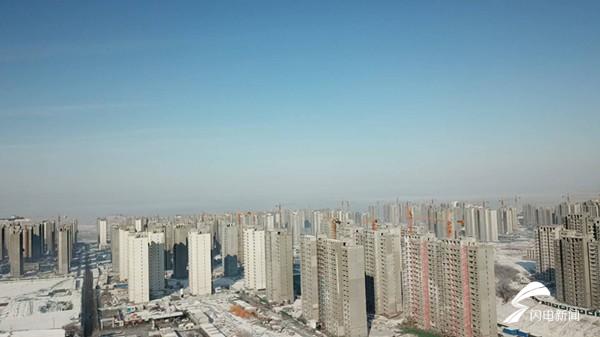 蹲点Vlog 丨济南长清区黄河滩区搬迁进行时 村民:搬进新房舒坦多啦