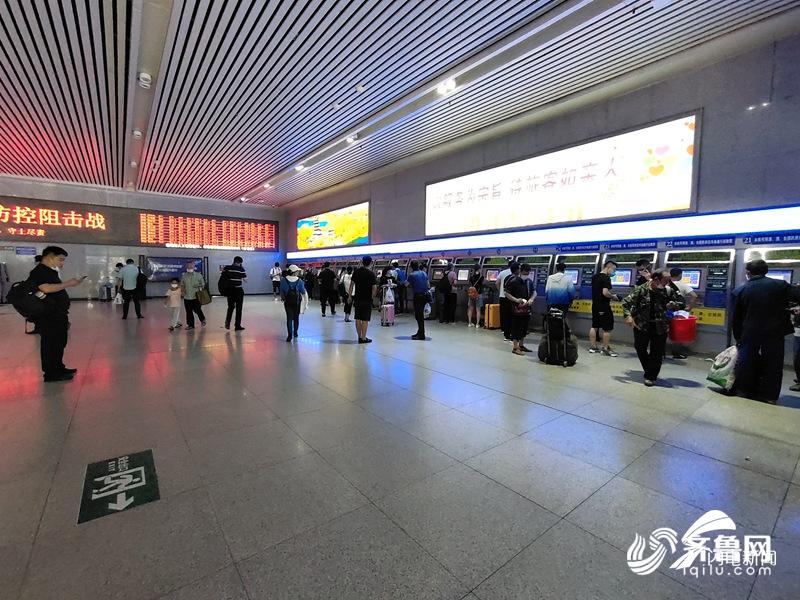 《【万和城娱乐登录注册平台】暑运、列车新图同时上线!济南12站预计发送旅客596万人》