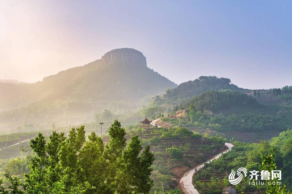 """跃进崮乡 红色记忆——一起来了解下""""中国美丽休闲乡村""""耿家王峪"""
