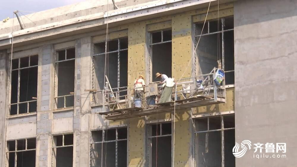 问政追踪丨肥城较场屯幼儿园施工全面提速 明年元旦达到招生条件