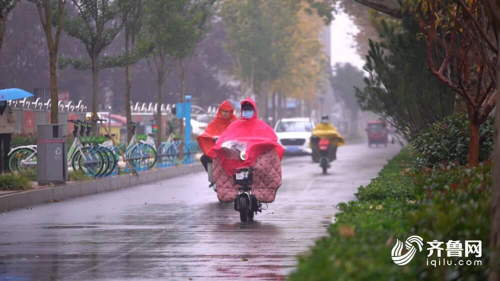 山东大范围强降雨来袭降水量将突破历史同期极值 专家:全球变暖致大气环流异常