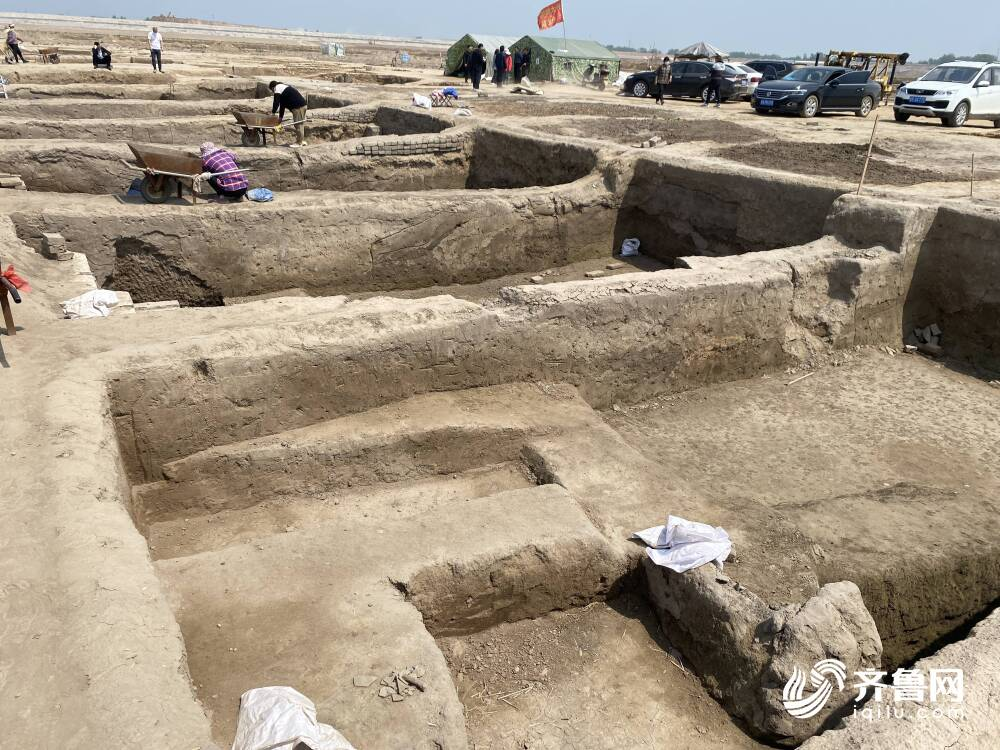 新但愿!菏泽考古遗址新挖掘 墓葬增至198座!尚有窑址、灶等新发现