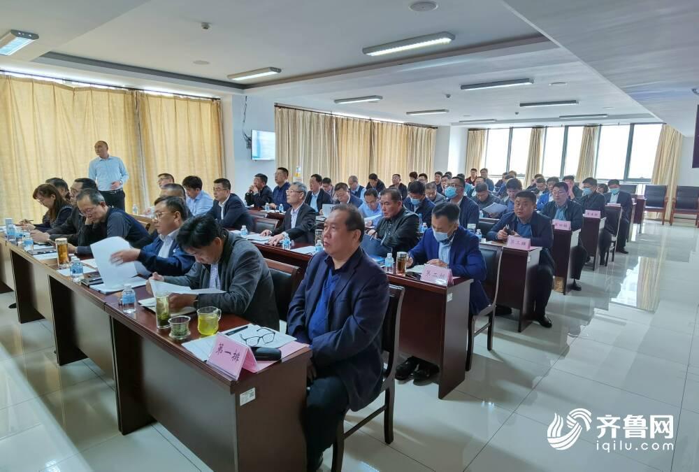 """山东省建筑市场监管工作座谈会召开 """"济南经验""""在全省推广"""