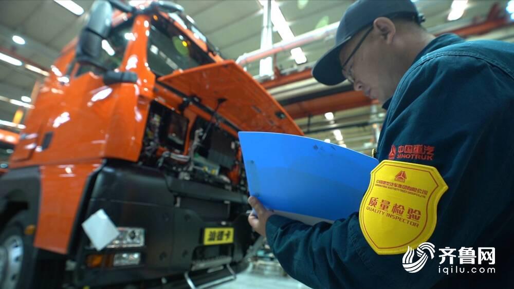扎根一线19年,从电焊工到汽车电器专家 中国重汽调试电工贾相波的价值观