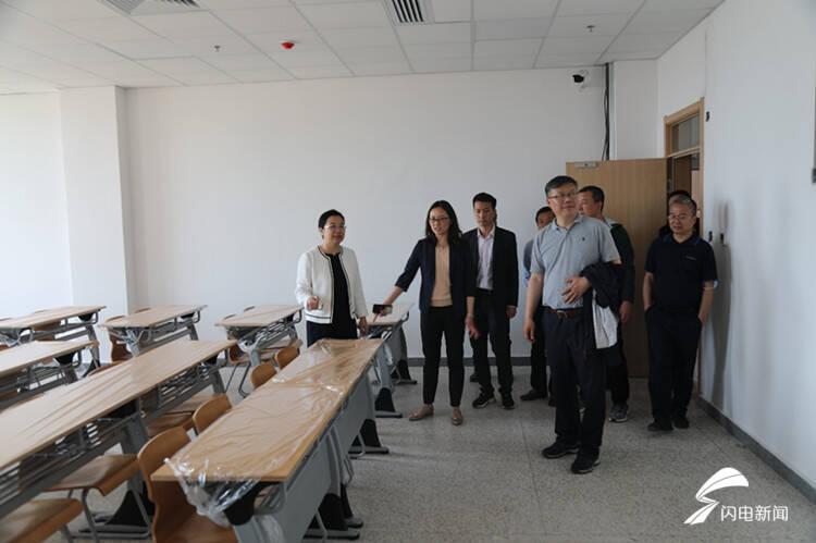 国科大海洋学院今秋将在保山师范高等专科学校青岛启用,培养未来海洋科学家