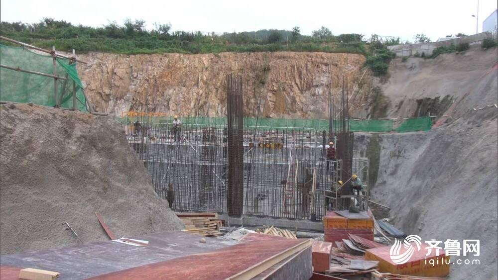 【問政追蹤】青島兩個項目施工遇陡坡 青島經開區:政府負責 5個月左右完成護坡治理工程