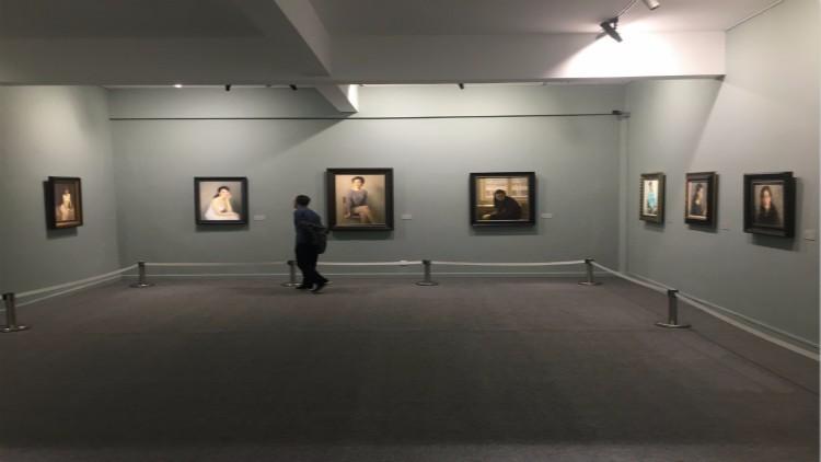 38秒|这3大画展在潍坊拉开帷幕 展览时间持续到11月11日