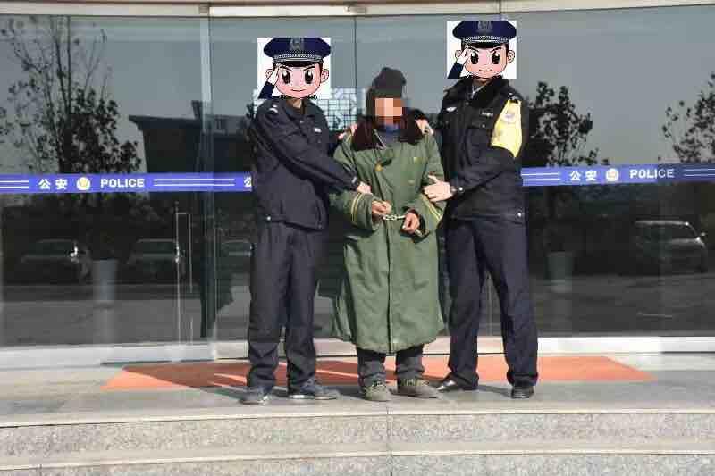 """路边电缆400余米被盗!滨州警方""""守株待兔""""迅速侦破"""