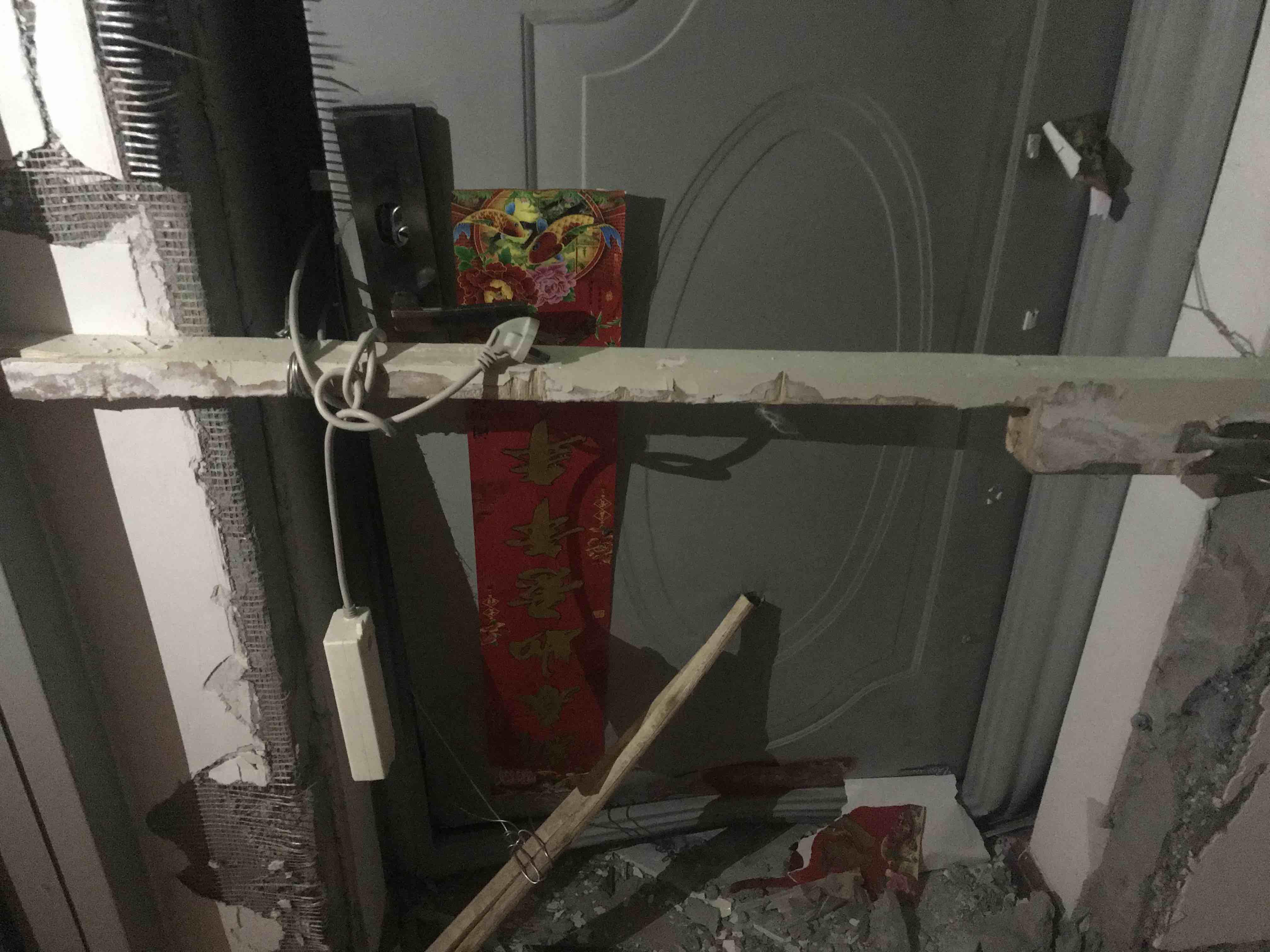 济南:男子疑因燃气泄漏被炸飞从6楼落下 现生命体征平稳正接受治疗