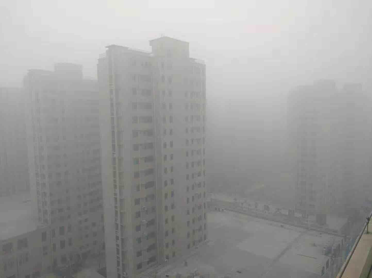 海丽气象吧|冷空气来袭!山东解除大雾红色预警信号