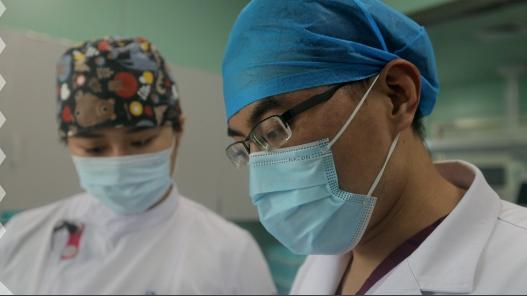 152秒丨临沂市人民医院以青年照见青年 展新青年向上的力量!