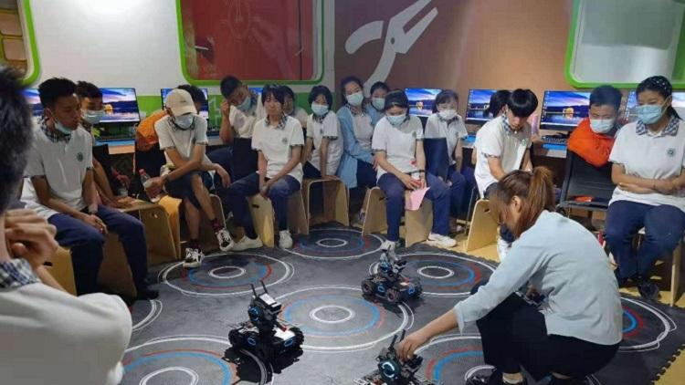 【我为群众办实事】筑梦童心关爱少年 特殊孩子受邀走进山东省科技馆感受科技魅力