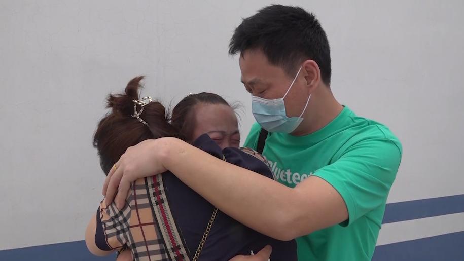 """感动!贵州女子走失38年 聊城民警""""大海捞针""""帮她找到家"""