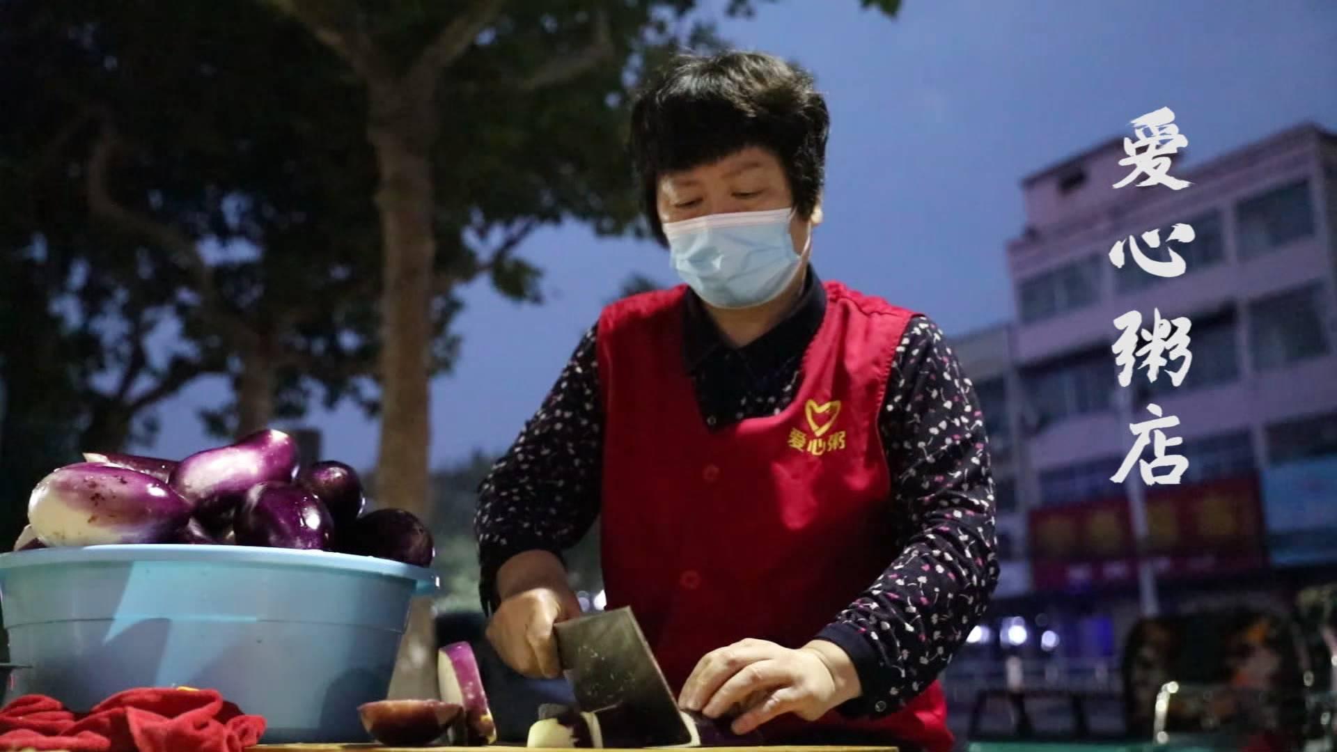 暖心又暖胃!菏泽郓城爱心粥店为环卫工免费提供四年早餐