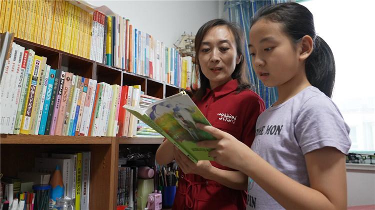 潍坊:大手拉小手 同讲普通话