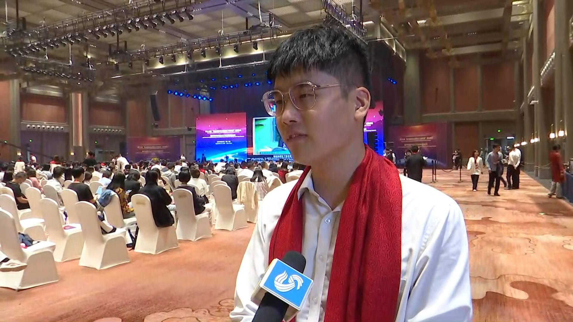 曲阜师范大学学生范家锟:兴趣导向、活学活用,创新中华优秀传统文化在青年团体中的传播